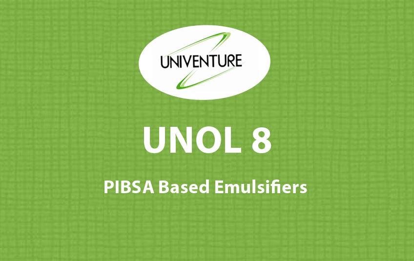 UNOL-8 PIBSA BASED EMULSIFIERS